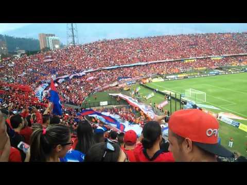 Rexixtenxia Norte, febrero 2016 - Rexixtenxia Norte - Independiente Medellín