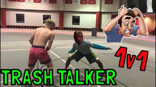 Video FRUSTRATING 1 ON 1 VS TRASH TALKER!! MP3, 3GP, MP4, WEBM, AVI, FLV Desember 2018