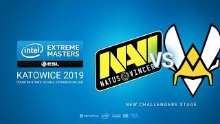 Na'Vi vs Vitality, game 1