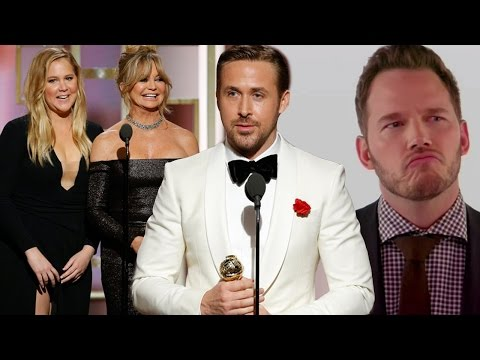 Download 8 Best Moments From The 2017 Golden Globes HD Mp4 3GP Video and MP3