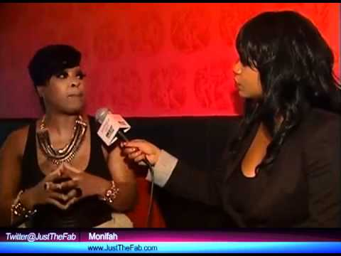 monifah - Monifah Opens Up About Heavy D, 7 Year Cocaine Addiction & New Reality Show R&B Divas!
