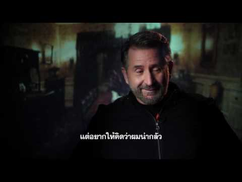 Annabelle: Creation - Anthony LaPaglia Interview (ซับไทย)