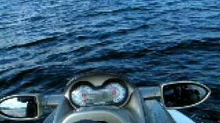 3. SeaDoo 155 hp