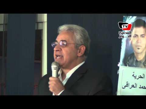 صباحي: لازال عبدالناصر «ضهر للغلابة» بعد ٤٤عاما على رحيله