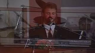 Evangelist Eddie Wilson - Winter Camp Meeting 1992 Friday PM 12-11-1992