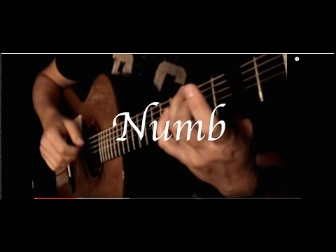 Numb  - Linkin Park - Fingerstyle Instrumental Guitar