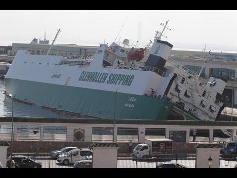 إنقاذ 17 بحارا من على متن سفينة برتغالية