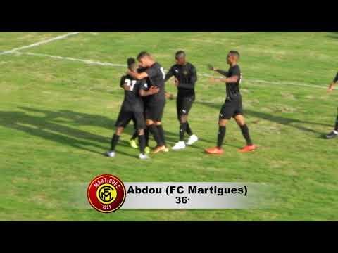 Résumé FC Martigues - Hyères FC N2