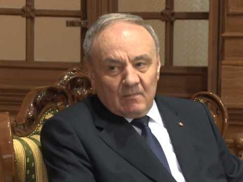Președintele Nicolae Timofti a avut o întrevedere cu Delegația Parlamentului European la Comisia parlamentară de cooperare Uniunea Europeană – Republica Moldova