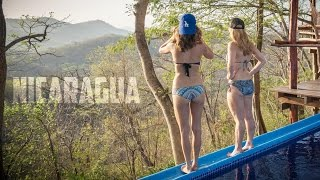 We had big plans to leave the treehouse and go explore Nicaragua. However, this place is amazing so we ended up just having a relaxing Saturday in our tree ...