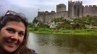 Pembroke Castle Wales Travel VLOG