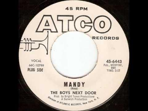 The Boys Next Door - Mandy