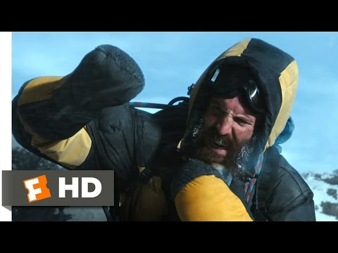 Everest (2015) - Out of Oxygen Scene (5/10) | Movieclips