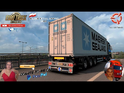Sommer Container trailer 1.38-1.39