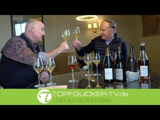 Hartmut discovers: The secrets of Leclerc-Briant! | Fête du Champagne | Topfgucker-TV