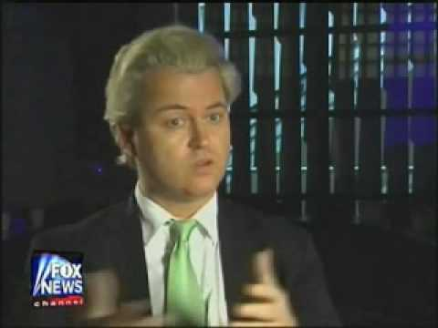 Geert Wilders Speaks: Anti-Koran Film 