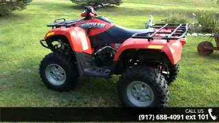 5. 2006 Arctic Cat 500 4X4 ATV Mint Condtion (Like New) w/L...
