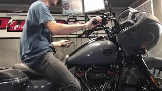 2. 2018 Harley-Davidson CVO Road Glide - Dyno Runs