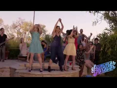Summer Forever's Make an X with Alyson Stoner, Megan Nicole, and Anna Grace Barlow
