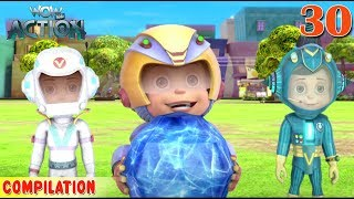 Video Vir : The Robot Boy | Vir Action Collection - 30 | Action series | WowKidz Action MP3, 3GP, MP4, WEBM, AVI, FLV April 2019