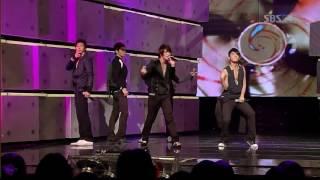 TVXQ! Mirotic (LAST Comeback stage before Jaejoong, Yoochun, and Junsu formed JYJ)
