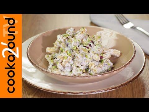 pasta ricotta e pistacchi - ricetta