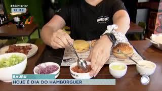 Dia do hambúrguer é comemorado com festival em Bauru