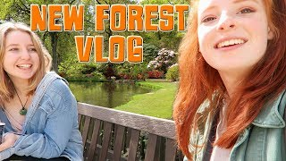 Blog: www.nilipod.comInstagram: @nilipod & @idknia  Snapchat: nilipodYouTubers New Forest Vlog, Day Out at Exbury Gardens (The New Forest, Hampshire, England), Azaleas, Flowers and Steam Train / Steam Railway RideIt was a sunny Saturday and so me and my YouTuber friend Daisy thought it would be fun to have a day out in The New Forest National Park, a particularly beautiful part of the English countryside - vlogging what we did.For this YouTube video / vlog, we started with a shopping trip in Asda for picnic supplies and chocolate.  Then we headed to the Exbury Gardens (very close to Beaulieu and the National Motor Museum).  Beaulieu  is another huge tourist attraction in Hampshire.  On the way we drove past so many lovely ponies - ponies, horses and cows are completely wild in the New Forest.Exbury is a stately home in the New Forest with almost 300 acres of beautiful landscaped gardens, which are really pretty in the spring.  Exbury is famous for its flowers, particularly the thousands of camellias and azaleas (rhododendrons), as well as its Japanese maples and water gardens.  The azaleas looked amazing reflected in the ponds, ideal for my GCSE photography homework and Instagram photo ideas too.On this New Forest vlog, we filmed our buggy ride around the Exbury gardens, as well as feeding some huge koi carp fish by hand and of course, the steam train ride - a popular tourist attraction for families with young children / kids.  Exbury's steam railway is always busy and the gardens have many special family / children themed events over the year, including scary Halloween train rides and a Santa train at Christmas time - perfect for Vlogmas YouTube videos.Lots of popular YouTubers, professional vloggers, children and kids, like to film their days out as a YouTube video / vlog.  Here are some of my favourites:More Zoella (Zoe Sugg / Zoella) - Day Out At Arundel Castle VlogOliWhiteVlogs - Oli White Vlogging Day Out To The Harry Potter Studio Tour!PointlessBlogVlogs - Day Out With All The Family (Alfie Deyes and Zoella / Zoe Sugg)Tanya Vlogs and Hauls (Tanya Burr) - Vlog! A Funny Video In Cambridge With My Boyfriend!Seanelliottoc - Day In London With The BroExtraEve (Eve Bennett) - Rome Vlog 2016!Sophie Louise - Weekend Vlog  Weekend Away With Alex!EveryDayJim - 5 Girls And 1 Guy Go Camping! (Jim Chapman)ThatcherJoeVlogs (Joe Sugg / Thatcher Joe - best friend of Caspar Lee) - The Best Day Ever!Olivia Jade Vlogs - Summer Day Out / VlogOther great vloggers include Wassabi, Adam Salah, Alisha Marie, April Justin TV, Aspyn and Parker, Caroline Vlog, Colleen Ballinger (Mirada Sings), David Dobrik, FunForLouis, Furious Pete, Gilroy, Hodgetwins, Jenna Marbles, JVevermind, Logan Paul, Mo Vlogs, Philly D, Roman Atwood, Sam and Nia, Samika, Shaaanxo, Tara Babcock, Timothy DeLaGhetto, Toby Turner and Trucker Josh, amongst other YouTubers.Thank you for watching my Exbury / New Forest vlog and for checking out my NiliPOD YouTube channel.  There are lots more videos, challenges, makeup reviews and monthly faves videos if you fancy watching these too, perhaps. :)WHAT I'M WEARING IN THE NEW FOREST YOUTUBE VIDEO:T-Shirt: H&MHoodie: H&MJeans: PrimarkSocks: PrimarkShoes: ConverseCoat: Urban OutfittersBacksack: Pull&BearSunglasses: PrimarkNecklace: AccessorizeABOUT ME: Name: NiaCamera: Canon 70D (Canon PowerShot G7X for vlogs), also iPhone 7 sometimes!Age: 14From: England, UKHobbies:  YouTube videos (filming and editing) and photographyEditor: Final Cut Pro XFavourite YouTubers, Vloggers and Funny Videos:  Anything by Dan and Phil (danisnotonfire and amazingphil), ThatcherJoe (Joe Sugg), Caspar Lee, Oli White, Alfie Deyes (PointlessBlog), PewDiePie, Jim Chapman, Tyler Oakley, Joey Graceffa, Prank vs Prank (BFvsGF), and stuff like that!Favourite Music Videos: Ed Sheeran, Taylor Swift, Justin Bieber, Adele, Fall Out Boy, Panic at the DiscoMY LINKS:Website: http://www.nilipod.comYouTube: https://www.youtube.com/c/nilipodBlog : http://www.nilipod.com/blog.htmlFaceBook : https://www.facebook.com/Nilipod-1522861534695710Twitter : https://mobile.twitter.com/nilipodInstagram : https://www.instagram.com/nilipodInstagram (Personal) : https://www.instagram.com/idkniaTumblr : http://nilipod.tumblr.comSnapchat - nilipodP.S. All music isn't mine and I do not claim it as my own!CREDIT TO: The Zombies - Time Of The Season (TommyTronic 420 Remix) , Alan Walker vs Coldplay - Hymn For The Weekend (Remix), Kevin MacLeod and Sophonic Media