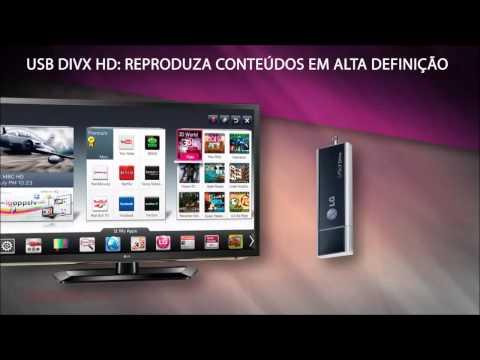 Smart TV 3D LED 42