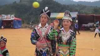 Xam Neua Laos  city photos gallery : New Year Hmong Lao