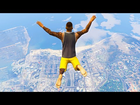 GTA 5 CRAZY Ragdolls Compilation #3 (GTA 5 Funny Moments - Euphoria Physics)