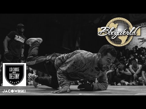 Yaman & Junior vs Nori & Katsuya // .BBoy World // 2on2 SEMI-FINAL | LCB BATTLE 2015