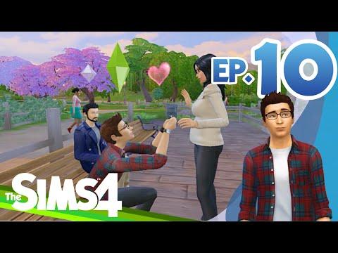Sims 4 con Fritosaurio en COMO SOBORNAR A TU JEFE | Ep. 10 (Los Sims 4 Gameplay en Español)