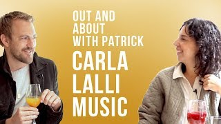 Carla Lalli Music: Where Cooking Begins | Out and About with Patrick