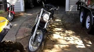 1. 2004 Harley Davidson VRSCB V-Rod