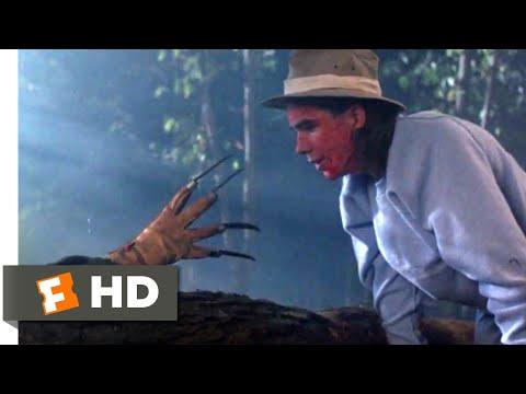 Sleepaway Camp 2: Unhappy Campers (1988) - Freddy & Jason vs. Leatherface Scene (5/10)   Movieclips