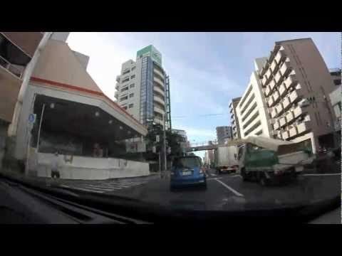 【HD車載動画】国道254号線 06(0624)