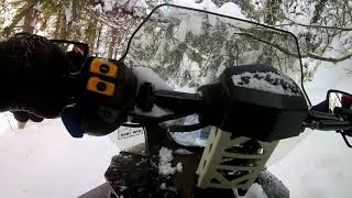 5. SKI-DOO EXPEDITION 600 ACE: Our Boondocking Impression(review)