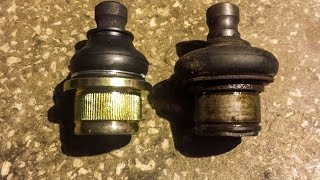 10. How to Change ATV Ball Joints