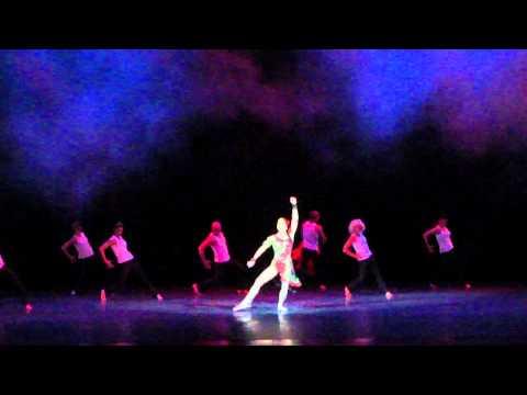 Танго в исполнении Анастасии Волочковой