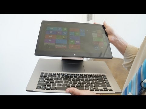 Acer Aspire R7 The notebook New 2013