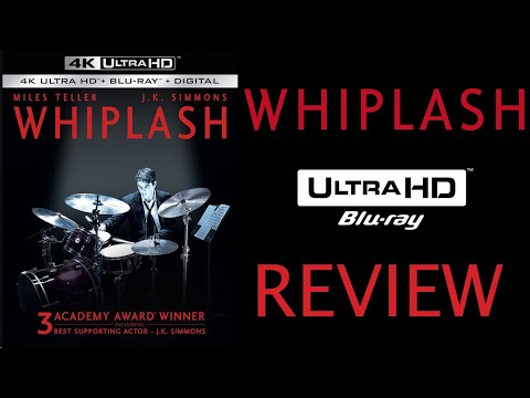 A Must Watch! Whiplash 4K Blu-ray Review