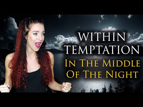 """Within Temptation  """"In The Middle of The Night"""" Cover by Minniva Børresen"""