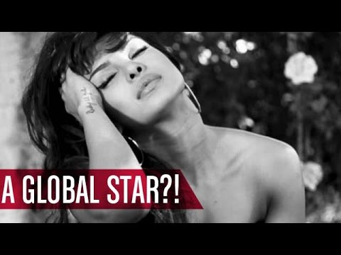 Priyanka Chopra Desires To Be A Global Star