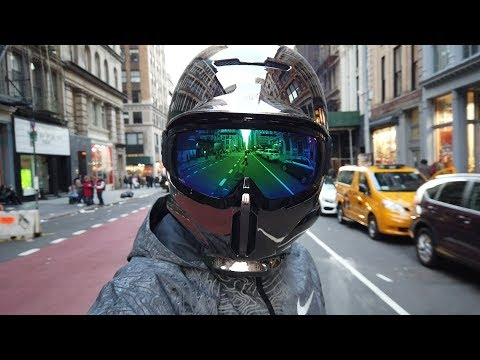 Sam Sheffer Helmet: Ruroc RG1-DX!