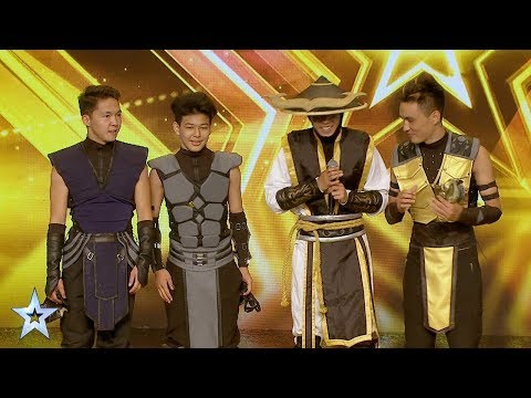 Pinoy Pride: Dance Crew from Compostela Valley Impresses the Judges in the Premiere Episode of Asia's Got Talent
