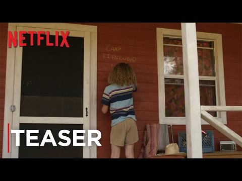 Wet Hot American Summer: First Day of Camp | Cast Confirmation [HD] | Netflix