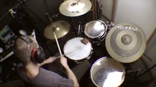 The Foreign Exchange - Come Around (Instrumental) (Drum Cover)