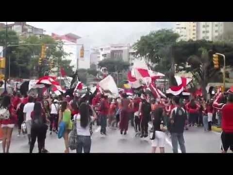 LOS DEMONIOS ROJOS l TEMPORADA 2013-2014 - Los Demonios Rojos - Caracas