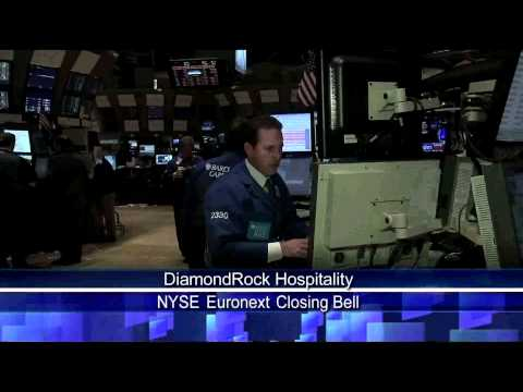 14 December 2010 DiamondRock Hospitality Celebrates 5 Years of Trading on the NYSE